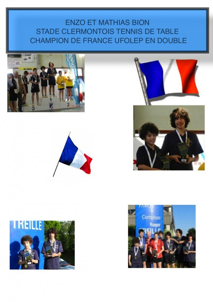 UN TITRE DE CHAMPION DE FRANCE UFOLEP POUR LE STADE dans Les Résultats UFOLEP-BION2-724x1024
